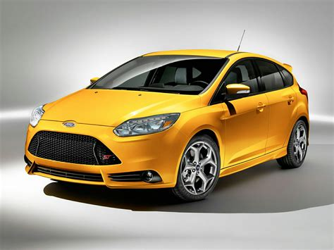 Ford Focus Prices Reviews And 2014 Ford Focus St Price Photos Reviews Features
