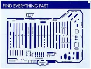 Kroger Floor Plan pin walmart grocery store aisle layout on pinterest
