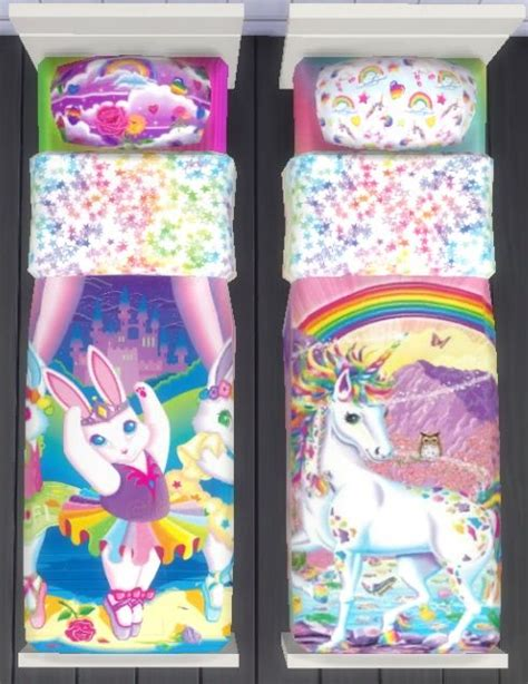 lisa frank bedroom sunshine rose s custom content lisa frank bedding set