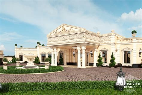 home design in qatar professional villa s exterior design in doha qatar