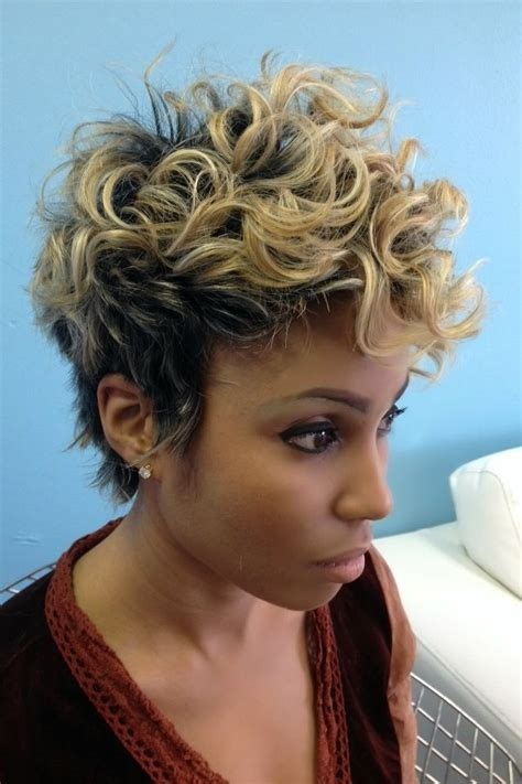 short curly hairstyles for women 2015 black hair pixie cut 2015 newhairstylesformen2014 com
