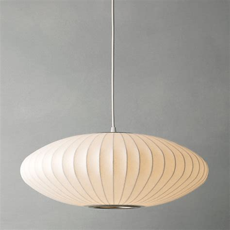 george nelson bubble light buy george nelson bubble saucer ceiling light small