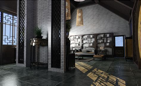 Architectural Home Designs by Chinese Style Wall Design 3d House Free 3d House