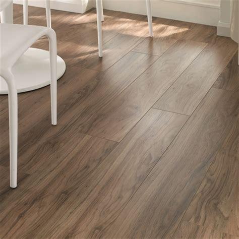 Professional V Groove American Pecan Laminate Flooring