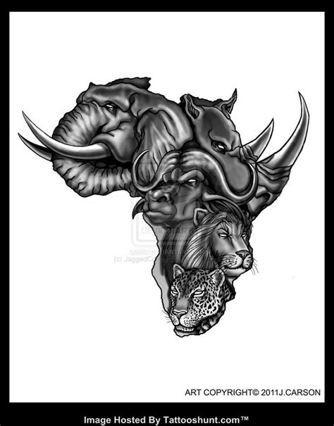 wild animal tattoo designs tattoos and designs page 72