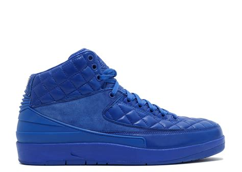 Nike Don C X Air 2 air 2 retro don c quot don c quot air 717170 405 brght bl mtllc gld unvrsty rd