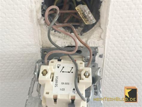 jalousie verkabelung howto elektrische roll 228 den per fhem und homematic