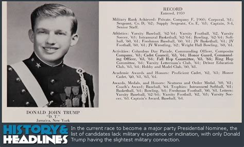 donald trump college this day in history on april 4 history and headlines