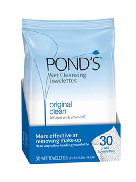 Drugstore Ponds Clean Sweep Cleansing Towelettes by Pond S Clean Sweep Cleansing Towelettes Review