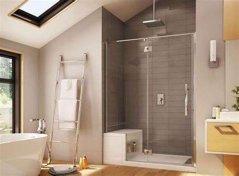 shower stall with bench seat 10 fabulously modern shower stalls with seat ideas