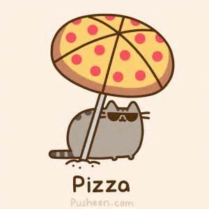 eighteen ways to eat a pizza books 20 reasons why pusheen the cat would make the