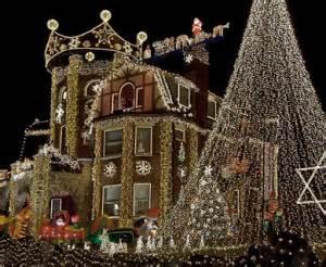 marshall christmas light display
