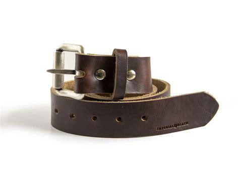 horween leather belt