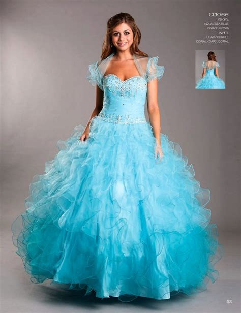 Unique Prom Dresses     BLUE SWEETHEART STRAPLESS LONG BALL GOWN WITH JACKET UNIQUE PROM DRESS