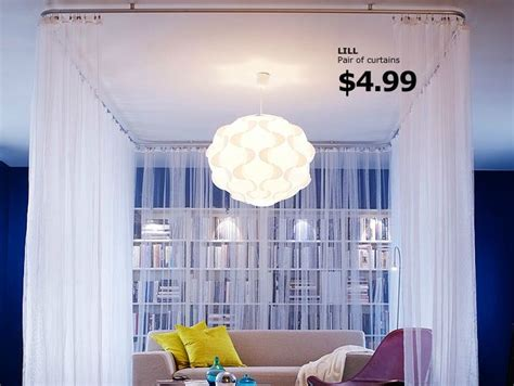 ceiling curtain track ikea create a room within a room with ceiling tracks and