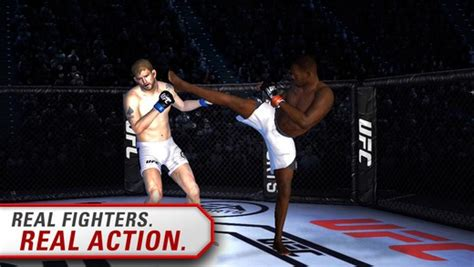 game android ufc mod ea sports ufc mobile game unleashed on android and ios