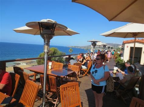 roof top bar laguna beach just below restaurant picture of the rooftop