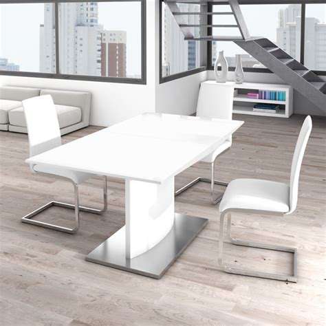 centro de mesa de comedor moderno mesas de comedor extensibles