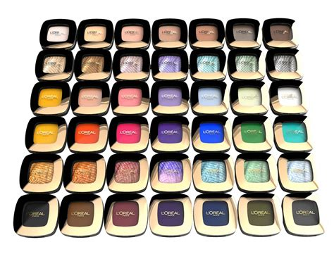 L Oreal Color Riche sparkled l oreal color riche mono shadows