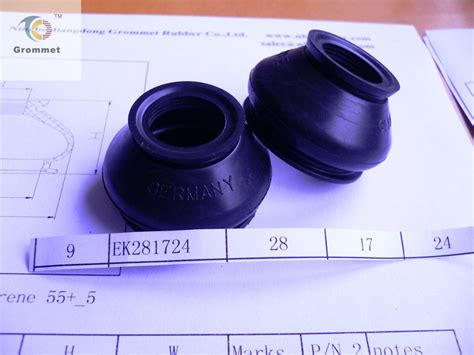 rubber boot end rubber boot for control arm replacement ball joint boots