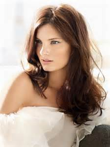 pretty brown hair color best and beautiful auburn hair color ideas