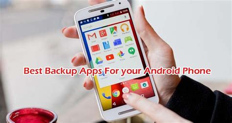best backup app best backup apps for your android phone articles teller