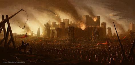 city siege by raymond minnaar