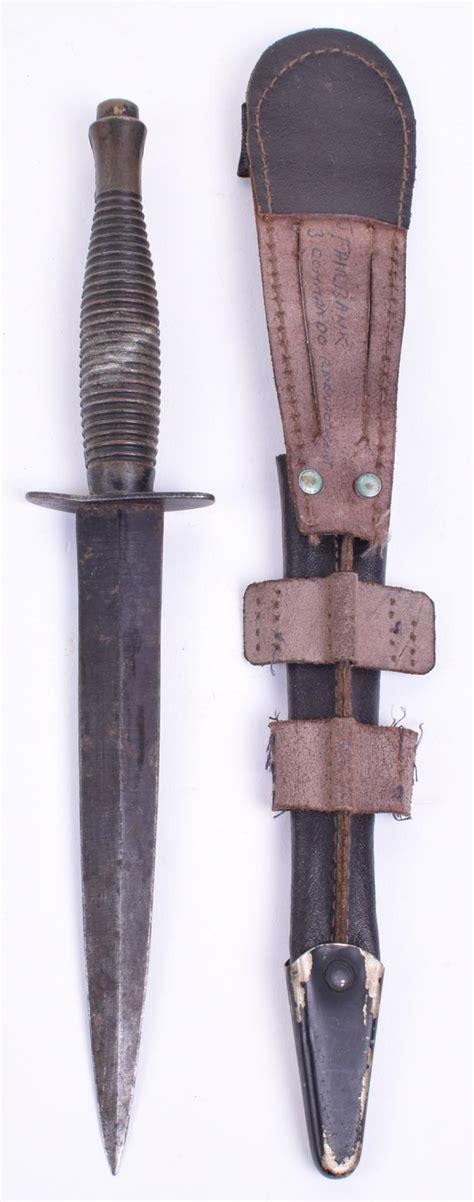 3rd pattern commando knife 3rd pattern fairbairn sykes f s commando knife