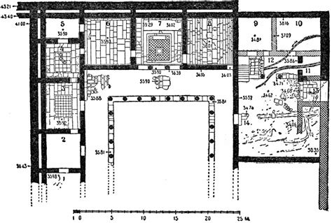 ancient greece floor plan free home plans ancient greek home floorplans