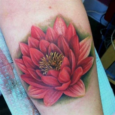 red lotus flower tattoo lotus flower i need some color