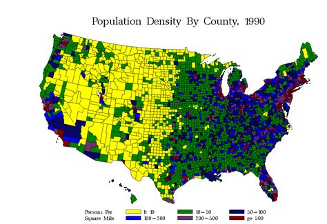 population density map of united states period 8 sts bio 2010 2011 thursday 9 16 10