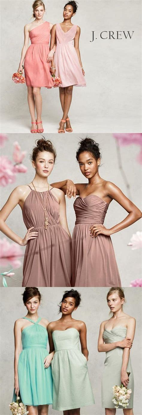 Best Wedding Dresses From J Crew Snippet Ink Bridesmaid J Crew Bridesmaid Dresses 2165294 Weddbook
