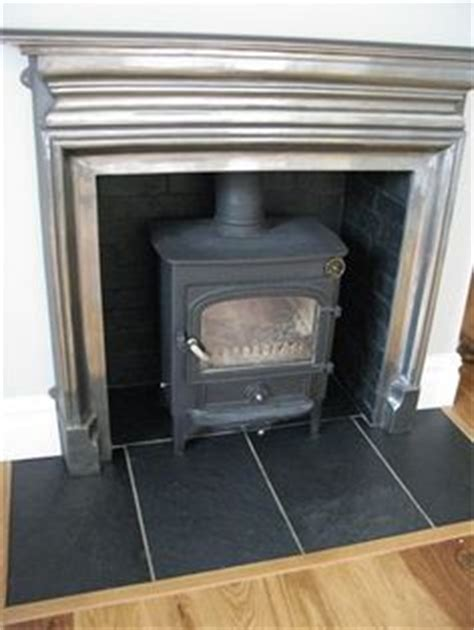 slate hearth on mantels wood stoves and