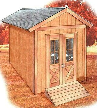 shed plans storage shed plans the family handyman 51 best sheds images on pinterest sheds woodworking and