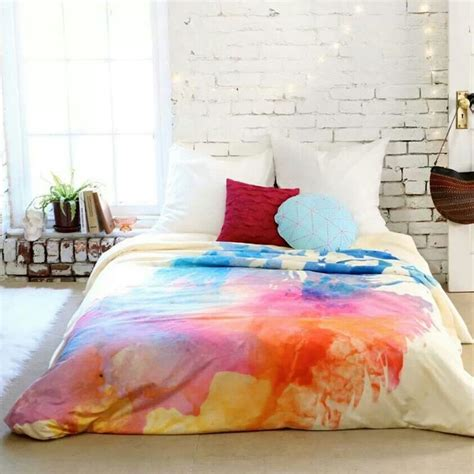 watercolor comforter 1000 images about dorm ideas on pinterest low beds
