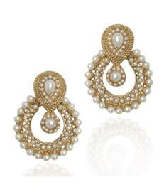 earrings india traditional indian pearl earrings buy traditional indian pearl