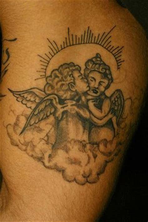angel kiss tattoo tattoo pictures designs angel kiss tattoo