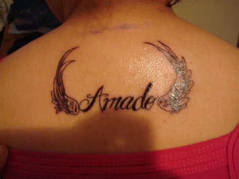 tattoo name boyfriend boyfriends last name tattoo