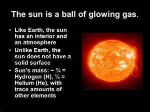 how oldis how is the sun