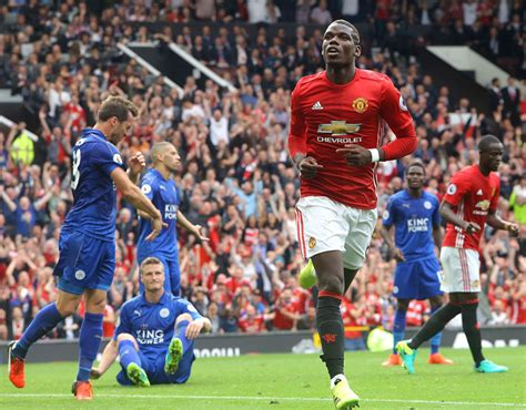 paul pogba needed those goals paul pogba top premier league players of the season so