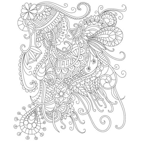 stay pawsitive cat coloring book for adults relaxing and stress relieving cat coloring pages coloring books volume 4 books coloring page of abstract doodle drawing for stress
