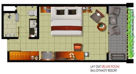 layout of twin room in hotel kuta hotel bali dynasty resort rooms and rates tuban