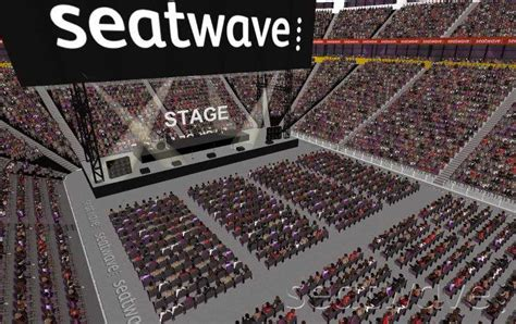 Nec Floor Plan by Manchester Arena Seating Plan Detailed Seat Numbers