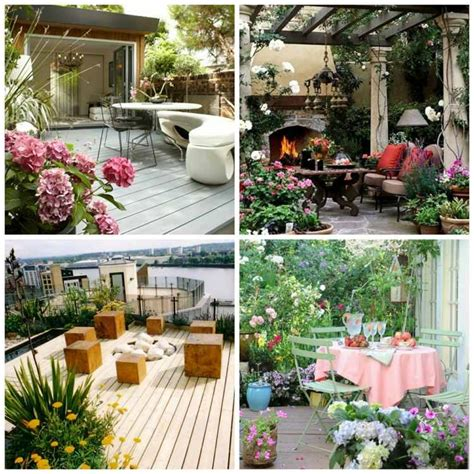 Idee Deco Terasse by Id 233 Es D 233 Co Terrasse 47 Beaux Exemples D Inspiration