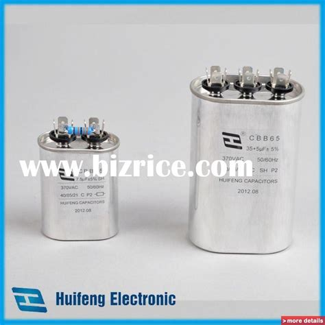 what is capacitor for air conditioner air conditioner capacitor cbb65 china capacitors for sale from china green imp exp co ltd