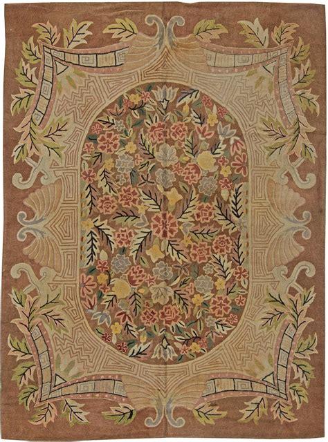 hooked rugs rag carpets  sale large wool floral rug