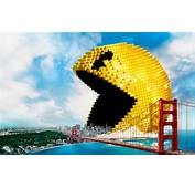 Pac Man Pixels  Artist HD 4k Wallpapers