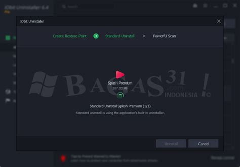 bagas31 uninstaller iobit uninstaller pro 6 4 full version bagas31 com