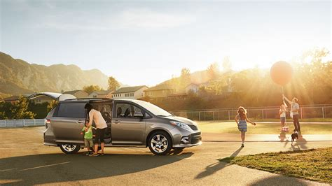 toyota family car edmunds and parents magazine named the top 10 family