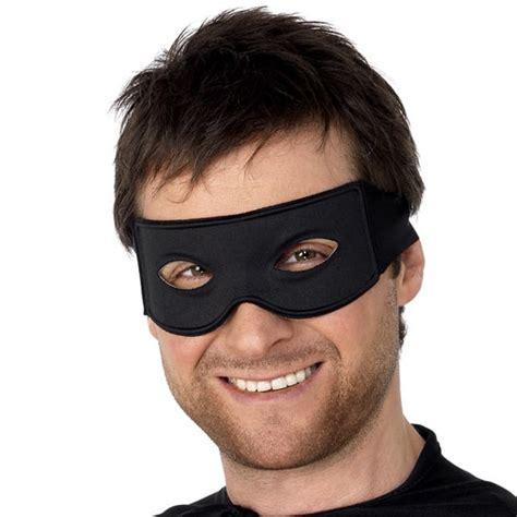 Makser Mata Eye Mask bandit eye mask and tie scarf partyrama co uk